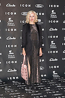 "attends the ""ICON Magazine AWARDS"" Photocall at Italian Consulate in Madrid, Spain. October 1, 2014. (ALTERPHOTOS/Carlos Dafonte) /nortephoto.com"