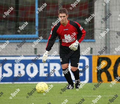 2008-07-18 / Voetbal / seizoen 2008-2009 / FC De Kempen / Sven Broeckx..Foto: Maarten Straetemans (SMB)
