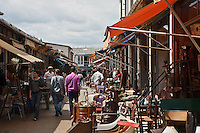 Europe/France/Ile de France/93/Seine-Saint-Denis/Saint-Ouen: Le marché aux Puces- le Marché Paul Bert