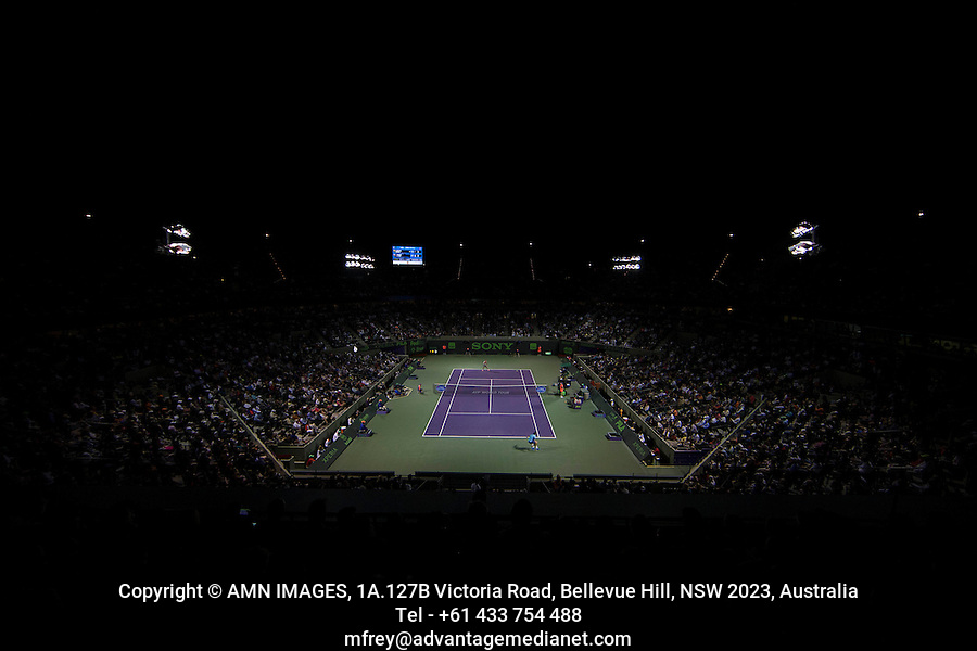 AMBIENCE<br /> Tennis - Sony Open -  Crandon Park - Miami - Florida - USA - ATP-WTA - 2014  - USA  -  27 March 2014. <br /> <br /> &copy; AMN IMAGES