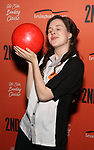 Emma Geer attends The Second Stage Theater's  32nd Annual All-Star Bowling Classic at the Lucky Strike on February 11, 2019 in New York City.