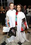 Katie Webber and Jennifer Smith  attends Actors' Equity Broadway Opening Night Gypsy Robe Ceremony honoring Shina Ann Morris for  'Anastasia' at the Broadhurst Theatre on April 24, 2017 in New York City.