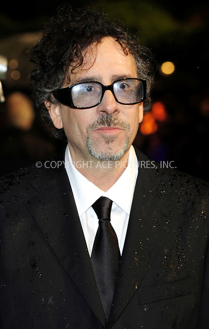"WWW.ACEPIXS.COM . . . . .  ..... . . . . US SALES ONLY . . . . .....February 25 2010, New York City....Tim Burton at the UK premiere of ""Alice in Wonderland"" on February 25 2010 in London......Please byline: FAMOUS-ACE PICTURES... . . . .  ....Ace Pictures, Inc:  ..tel: (212) 243 8787 or (646) 769 0430..e-mail: info@acepixs.com..web: http://www.acepixs.com"