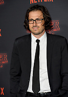 Dan Cohen at the premiere for Netflix's &quot;Stranger Things 2&quot; at the Westwood Village Theatre. Los Angeles, USA 26 October  2017<br /> Picture: Paul Smith/Featureflash/SilverHub 0208 004 5359 sales@silverhubmedia.com
