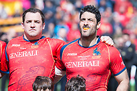 Spain national team Benat Auzqui and Jaime Nava during Europe Championship match between Spain and Germany at Central in Madrid , Spain. March 12, 2018. (ALTERPHOTOS/Borja B.Hojas) /NortePhoto.com NORTEPOHOTOMEX