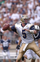 04 September 2004:  Charlie Frye, Akron QB.<br />