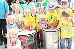 Samba Festival on West Street...Photo NEWSFILE/Jenny Matthews.(Photo credit should read Jenny Matthews/NEWSFILE)....This Picture has been sent you under the condtions enclosed by:.Newsfile Ltd..The Studio,.Millmount Abbey,.Drogheda,.Co Meath..Ireland..Tel: +353(0)41-9871240.Fax: +353(0)41-9871260.GSM: +353(0)86-2500958.email: pictures@newsfile.ie.www.newsfile.ie.FTP: 193.120.102.198.