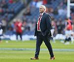 Warren Gatland coach of Wales - RBS 6Nations 2015 - Scotland  vs Wales - BT Murrayfield Stadium - Edinburgh - Scotland - 15th February 2015 - Picture Simon Bellis/Sportimage