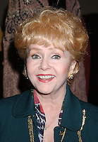 """28 December 2016 - Debbie Reynolds, the Oscar-nominated """"Singin' in the Rain,""""  singer-actress who was the mother of late actress Carrie Fisher, has died. She was 84. """"She wanted to be with Carrie,"""" her son Todd Fisher told Variety. She was taken to the hospital from Todd Fisher's Beverly Hills house Wednesday after a suspected stroke, the day after her daughter Carrie Fisher died. File Photo: Dec 05, 2003; Beverly Hills, CA, USA; Actress DEBBIE REYNOLDS during the Debbie Reynolds Hollywood Collection Auction Preview held at Le Meridien Hotel. Photo Credit: Laura Farr/AdMedia"""