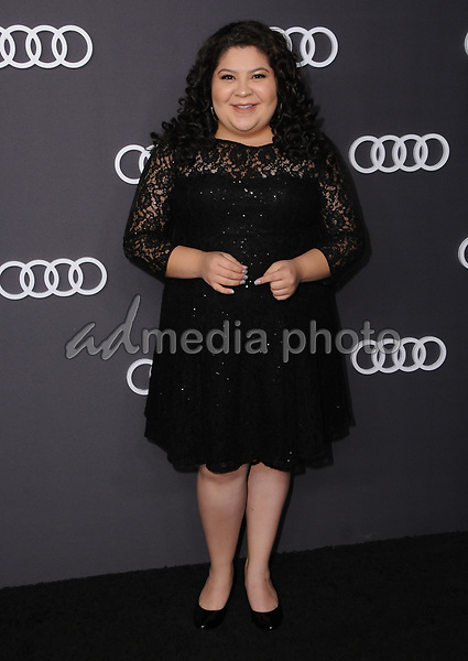 13 September  2017 - Hollywood, California - Raini Rodriguez. Audi Celebrates the 69th Emmys held at The Highlight Room in Hollywood. Photo Credit: Birdie Thompson/AdMedia