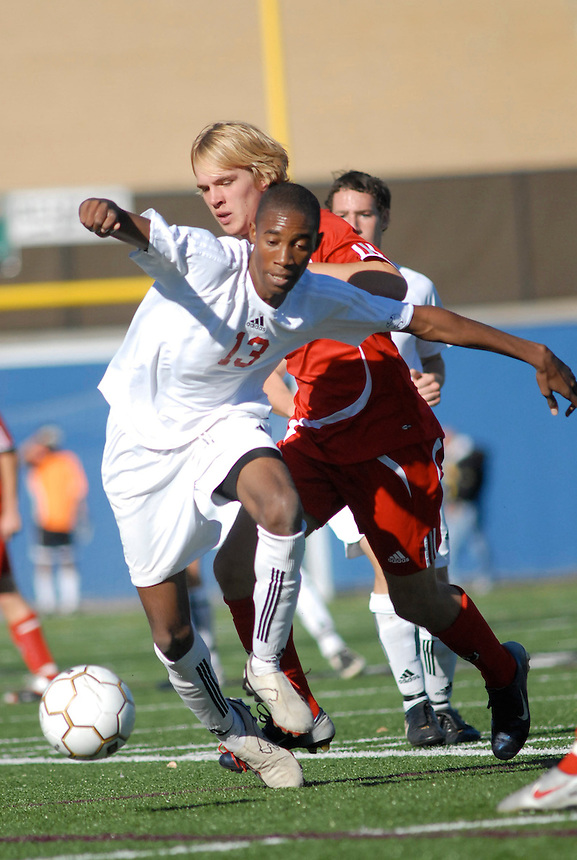 High School soccer - Colorado state playoffs 2007.