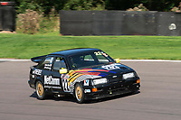 2019 Gold Cup meeting. Dunlop Saloon Car Cup. #22. Paul Mensley. Ford Sierra RS500.