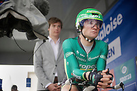Tour of Belgium 2013.stage 3: iTT..Thomas Voeckler (FRA)