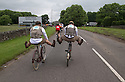 19/06/16 <br /> <br /> Competitors take part in the Eroica Britannia, a three day vintage bike festival in Bakewell, Derbyshire, which culminated in a choice of three rides of 30, 55 and 100 miles through the Peak District today.<br /> <br /> All Rights Reserved F Stop Press Ltd +44 (0)1335 418365