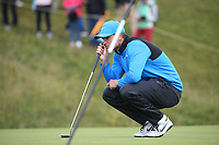 Lucas Bjerregaard (DEN) during Round One of the 148th Open Championship, Royal Portrush Golf Club, Portrush, Antrim, Northern Ireland. 18/07/2019. Picture David Lloyd / Golffile.ie<br /> <br /> All photo usage must carry mandatory copyright credit (© Golffile | David Lloyd)