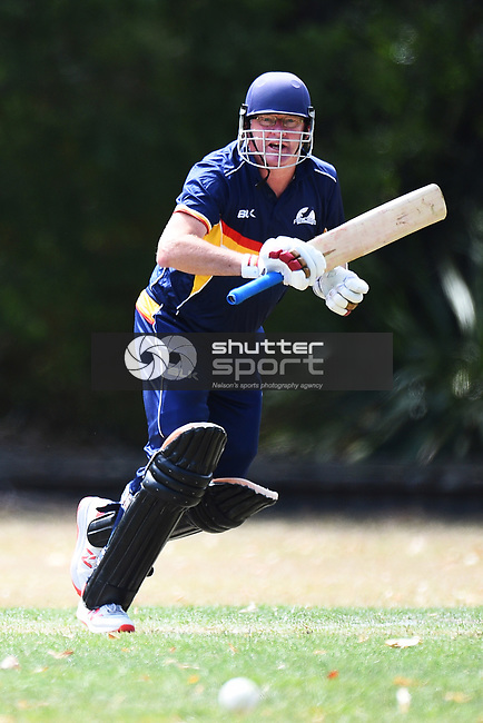 NELSON, NEW ZEALAND - ACOB v Marlborough. Nelson, New Zealand. Saturday 23 February 2019. (Photo by Chris Symes/Shuttersport Limited)