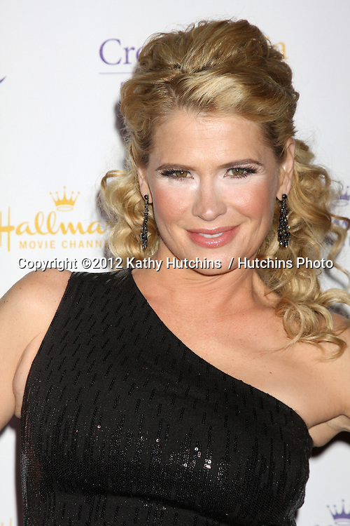 LOS ANGELES - JAN 14:  Kristy Swanson arrives at  the Hallmark Channel TCA Party Winter 2012 at Tournament of Roses House on January 14, 2012 in Pasadena, CA