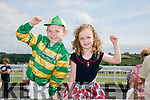 Enjoying the Listowel Races Ladies Day on Sunday were Cousins, Adam Lynch from Listowel and Edel O'Connor from Ballyduff