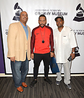 LOS ANGELES, CA- FEB. 08: Eric Robinson, Arabian Prince, Toddy Tee at the From Compton to Cornell: Preserving The History of Hip Hop In the Hub City at the Grammy Museum in Los Angeles, California on February 8, 2018 Credit: Koi Sojer/ Snap'N U Photos/Media Punch