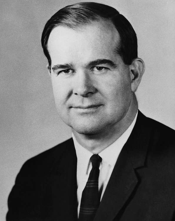 Rep. Barber Conable, R-N.Y. 1977 (Photo by CQ Roll Call)