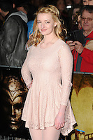 Dakota Blue Richards<br /> at the &quot;Game of Thrones Hardhome&quot; gala screening, Empire, Leicester Square London<br /> <br /> <br /> &copy;Ash Knotek  D3098 12/03/2016