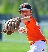 Pleasanton National Little League Opening Day Saturday March 7, 2015. (Photo by Alan Greth)