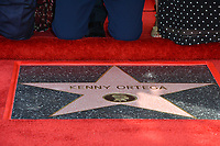 LOS ANGELES, CA. July 24, 2019: Kenny Ortega's star at the Hollywood Walk of Fame Star Ceremony honoring Kenny Ortega.<br /> Pictures: Paul Smith/Featureflash