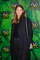 LONDON, ENGLAND - JANUARY 10: Sarah Parish attending 'Cirque du Soleil - OVO' at the Royal Albert Hall on January 10, 2018 in London, England.<br /> CAP/MAR<br /> &copy;MAR/Capital Pictures