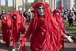 Extinction Rebellion Extinction Death March