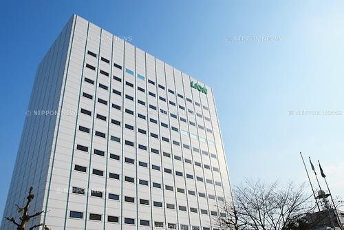 January 01st, 2009, Tokyo, Japan - File Photo showing  Lion Headquarters, Tokyo, Japan. Shot in 2009. (Photo by Takeya Matsunaga/Aflo)