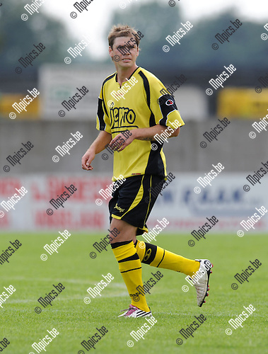2011-07-31 / Voetbal / seizoen 2011-2012 / KFC Lille / Lukas Ohnenik..Foto: mpics
