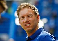 Julian NAGELSMANN, Trainer 1899 Hoffenheim, Portrait, Portraet, Einzel, quer, Fussball, 1. Bundesliga  2017/2018<br /> <br /> Foto © SportNAH / A. Huber *** Local Caption *** © pixathlon<br /> Contact: +49-40-22 63 02 60 , info@pixathlon.de