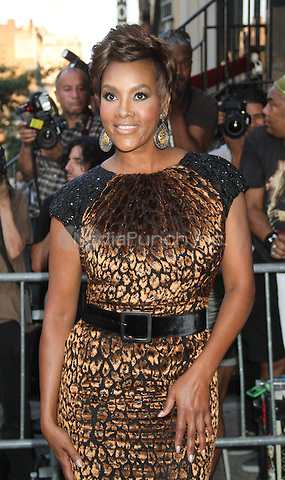 NEW YORK CITY, NY - August 02, 2012: Vivica A. Fox at the screening of Columbia Pictures Total Recall at the Chelsea Clearview Cinema in New York City. © RW/MediaPunch Inc.