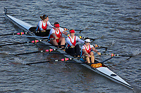 Crew: 307  WRC (A)  Wallingford RC (E Panagoulia)  W 4x- Chall<br /> <br /> Fours Head of the River 2018<br /> <br /> To purchase this photo, or to see pricing information for Prints and Downloads, click the blue 'Add to Cart' button at the top-right of the page.