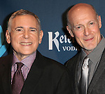 Craig Zadan & Neil Meron attending the 24th Annual GLAAD Media Awards at the Marriott Marquis Hotel in New York City on 3/16/2013.