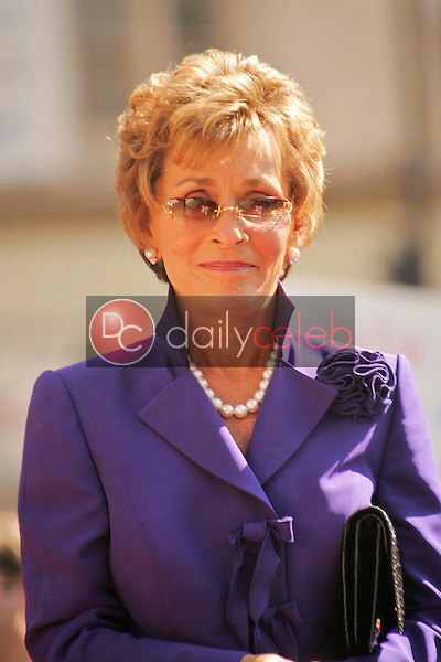 Judge Judy Sheindlin<br />