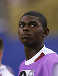 30 June 2007: United States' Anthony Wallace. At Le Stade Olympique in Montreal, Quebec, Canada. South Korea's Under-20 Men's National Team played the United States' Under-20 Men's National Team to a 1-1 draw in a Group D opening round match during the FIFA U-20 World Cup Canada 2007 tournament.