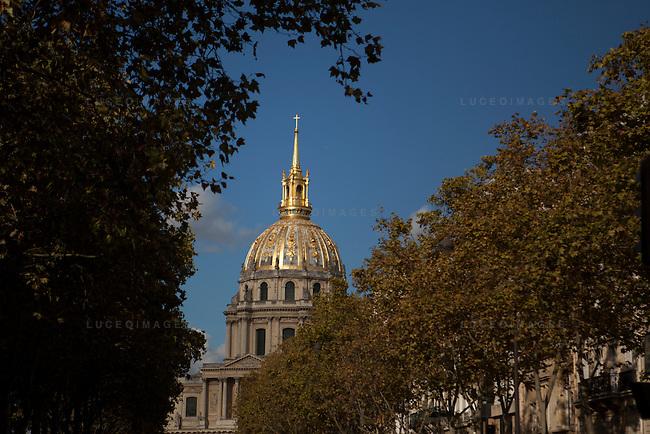 Paris street scenes.<br /> <br /> Kevin German / Luceo