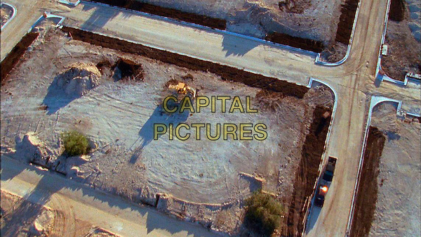 SCENE.Construction begins on the Circle C Ranch, one of the state's largest.and fastest-selling developments..in The Unforseen.*Filmstill - Editorial Use Only*.CAP/FB.Supplied by Capital Pictures.