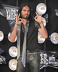 Russell Brand at The 2011 MTV Video Music Awards held at Nokia Theatre L.A. Live in Los Angeles, California on August 28,2011                                                                   Copyright 2011  DVS / Hollywood Press Agency