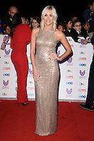 LONDON, UK. October 31, 2016: Jenni Falconer at the Pride of Britain Awards 2016 at the Grosvenor House Hotel, London.<br /> Picture: Steve Vas/Featureflash/SilverHub 0208 004 5359/ 07711 972644 Editors@silverhubmedia.com