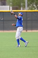 Jorge Bonifacio - Kansas City Royals - 2010 Instructional League.Photo by:  Bill Mitchell/Four Seam Images..