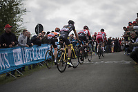 the race leaders up La Redoute<br /> <br /> 103rd Li&egrave;ge-Bastogne-Li&egrave;ge 2017 (1.UWT)<br /> One Day Race: Li&egrave;ge &rsaquo; Ans (258km)