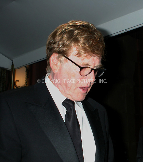 WWW.ACEPIXS.COM . . . . . ....October 2009, New York City....Actor Robert Redford and his wife Sibylle Szaggars seen out in Manhattan in October 2009 in New York City......Please byline: RICHARD BOCKLET - ACEPIXS.COM.. . . . . . ..Ace Pictures, Inc:  ..tel: (212) 243 8787 or (646) 769 0430..e-mail: info@acepixs.com..web: http://www.acepixs.com