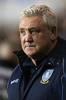 Sheffield Wednesday Manager, Steve Bruce during Millwall vs Sheffield Wednesday, Sky Bet EFL Championship Football at The Den on 12th February 2019