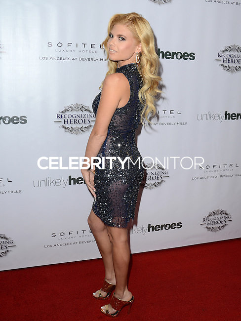 LOS ANGELES, CA, USA - NOVEMBER 08: Chanel West Coast arrives at the Unlikely Heroes' 3rd Annual Awards Dinner And Gala held at the Sofitel Hotel on November 8, 2014 in Los Angeles, California, United States. (Photo by Celebrity Monitor)