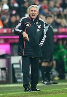 FUSSBALL   1. BUNDESLIGA  SAISON 2012/2013   17. Spieltag FC Bayern Muenchen - Borussia Moenchengladbach    14.12.2012 Trainer Jupp Heynckes (FC Bayern Muenchen)