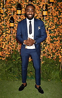 PACIFIC PALISADES, CA - OCTOBER 06: Marcc Rose arrives at the 9th Annual Veuve Clicquot Polo Classic Los Angeles at Will Rogers State Historic Park on October 6, 2018 in Pacific Palisades, California.<br /> CAP/ROT/TM<br /> &copy;TM/ROT/Capital Pictures