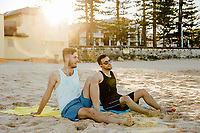 Manly Beach Guys