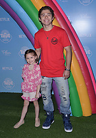 10 August  2017 - Los Angeles, California - Ryan Ochoa.   Premiere of Netflix's &quot;True and The Rainbow&quot; held at Pacific Theaters at The Grove in Los Angeles. <br /> CAP/ADM/BT<br /> &copy;BT/ADM/Capital Pictures